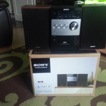 sony dab mp3 cd radio for sale  Canada