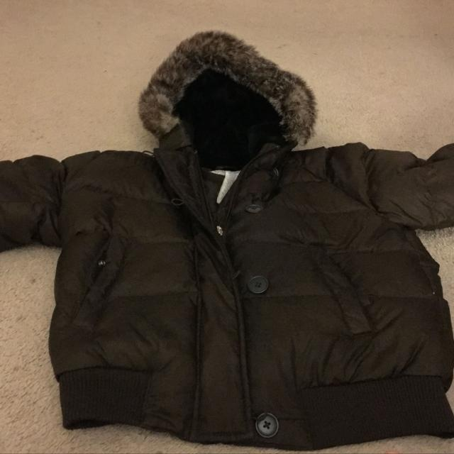 82abbdc4c Best Ralph Lauren Winter Coat. A Beautiful Brown Color With Buttons And A  Zipper. Like New. Purchased From Ralph Lauren. Warm And Super Cozy.  30 for  sale