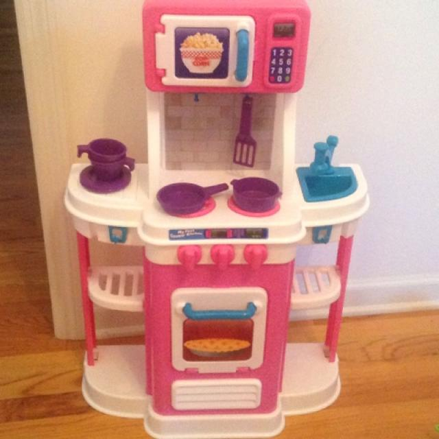 My First Cookin Kitchen Great Christmas Gift
