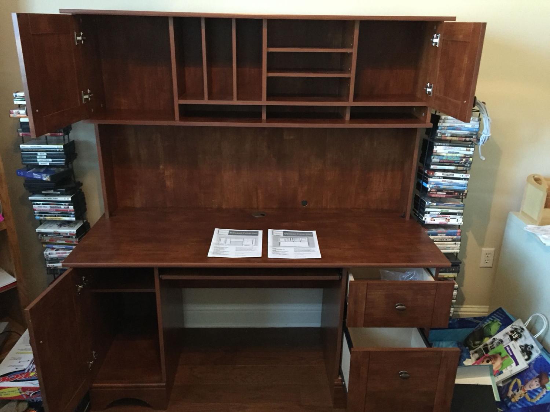 Find More Realspace Dawson Collection Desk Hutch Office Depot