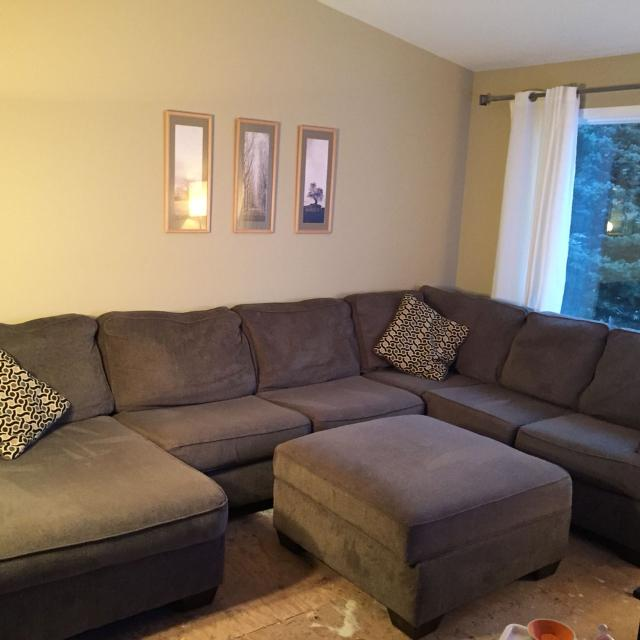 sectional loric pin the ashley furniture home for smoke couch