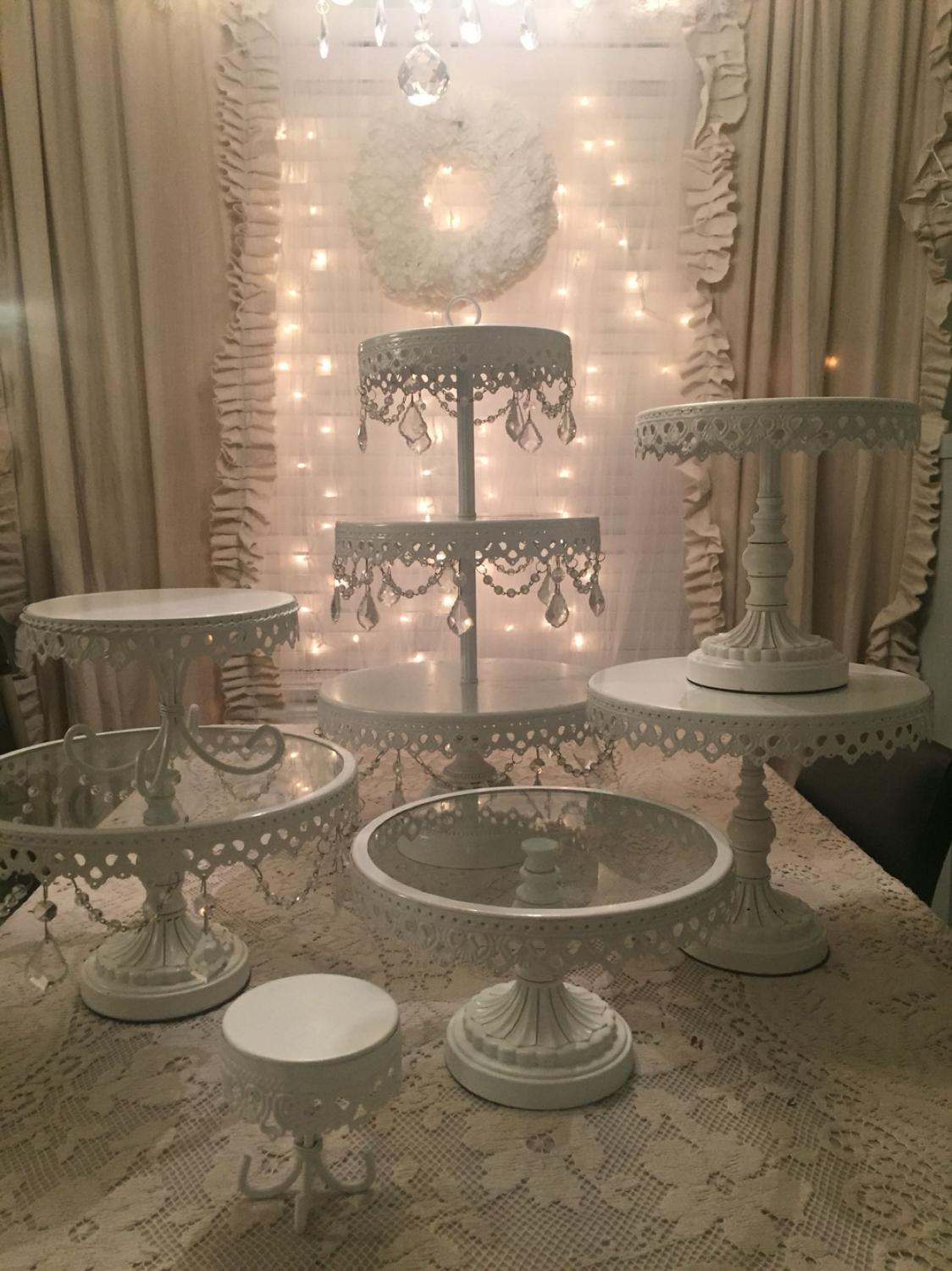 Best Wedding Cake Amp Cupcake Stand Rentals For Sale In
