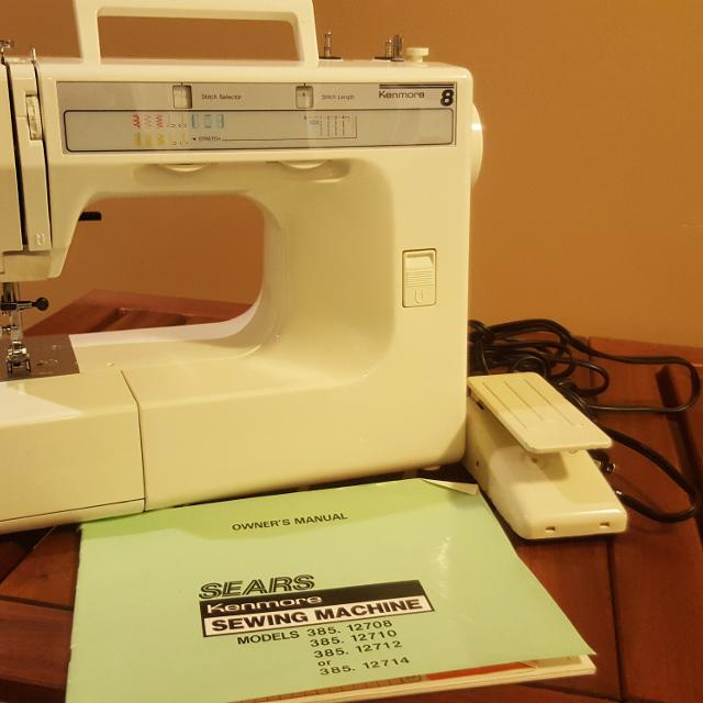 Find more Kenmore 40 Sewing Machine for sale at up to 40% off Cool Kenmore Sewing Machine 385 Price