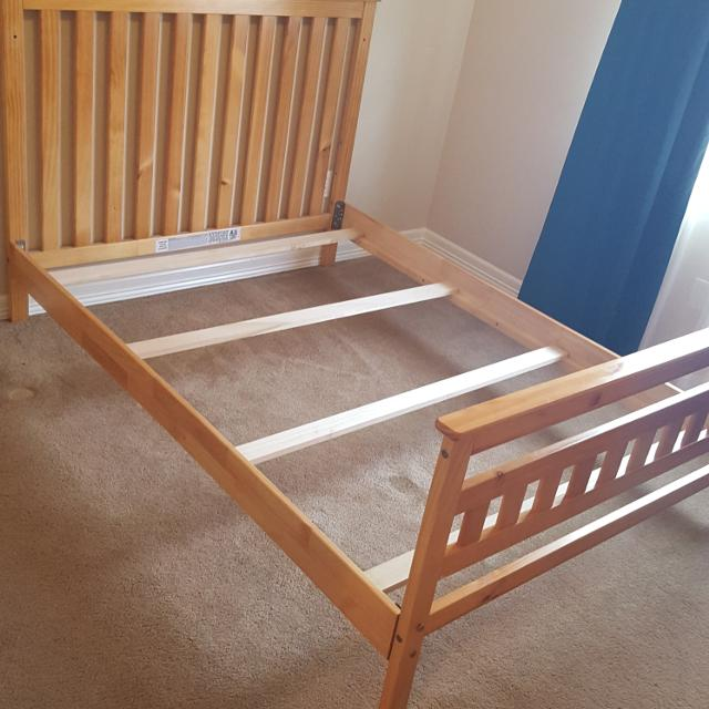 """Find more convertible """"legendary"""" crib/toddler/full size bed +."""