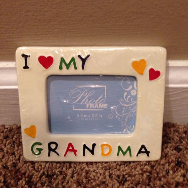 Find More Niplastic I Love My Grandma Frame For Sale At Up To 90 Off