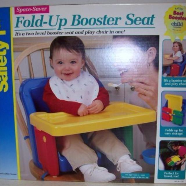 Find More Safety 1st Booster Seat And Tray High Chair Travel