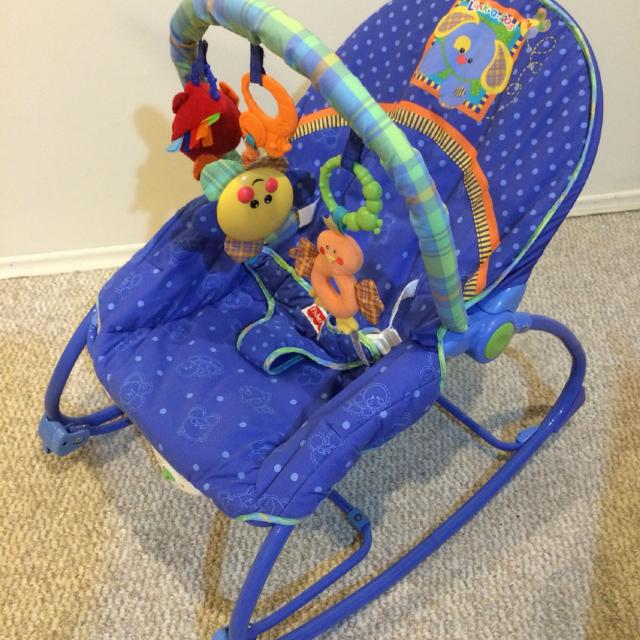 Find More Reduced Adorable New Condition Fisher Price 2 In 1 Infant