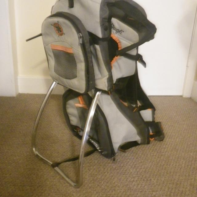 866aa091fb2 Find more Evenflo Snugli Cross Country Baby Carrier for sale at up ...
