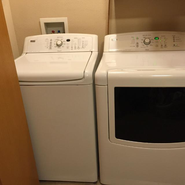 Kenmore Elite Oasis Canyon Capacity Washer And Dryer 500 Obro