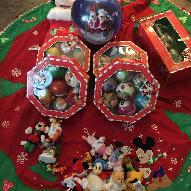 Best Disney Christmas Tree Decoration for sale in Staten Island, New York for 2019
