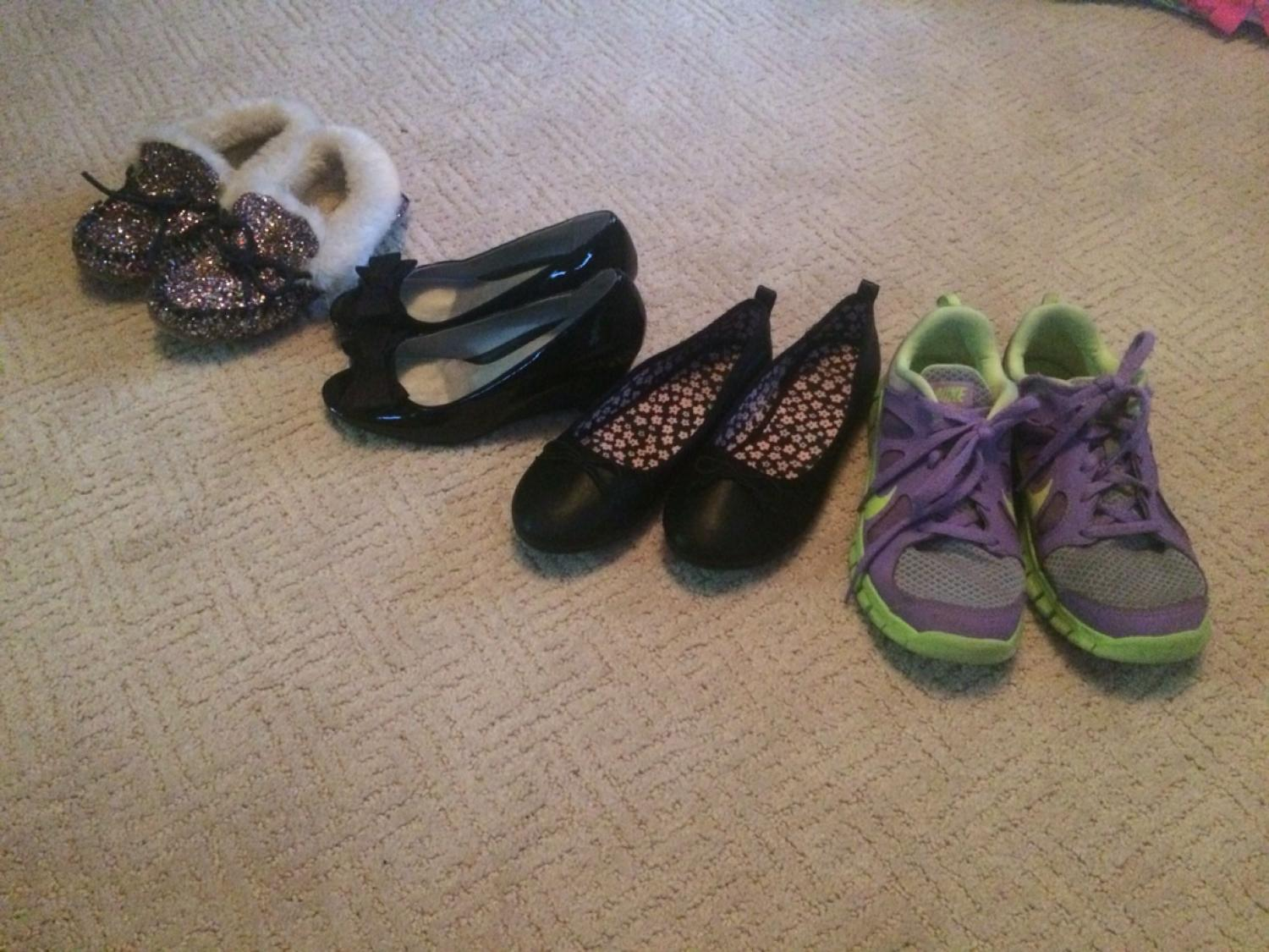 073bca99e3f Find more Girls Shoes Size 1 1 2 for sale at up to 90% off