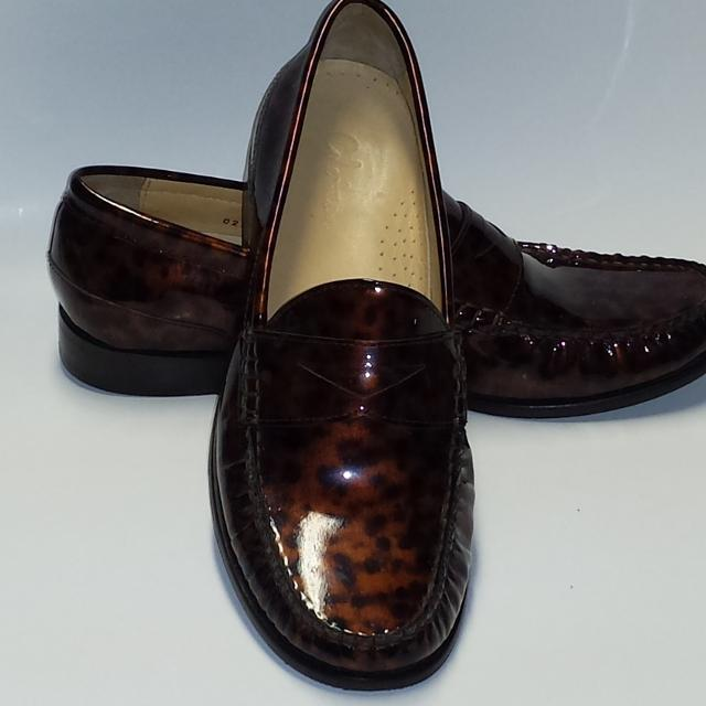 a901aa8c9ea Best Cole Haan Nike Air Women s Patent Leather Tortoise Horsebit Loafers  Size 7 B for sale in Marietta