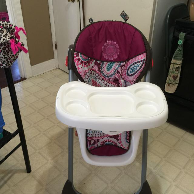 Find More Baby Trend Sit Right High Chair For Sale At Up To 90 Off
