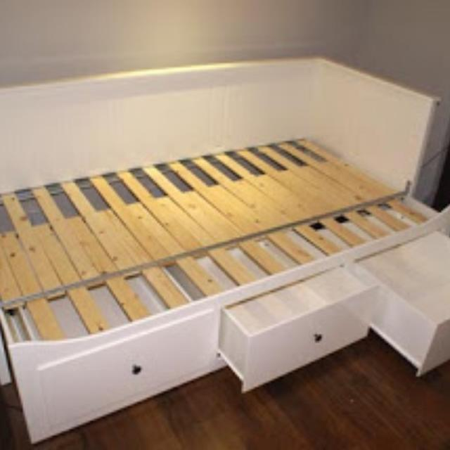 Find More Ikea Hemnes Day Bed Twin To King For Sale At Up To 90 Off