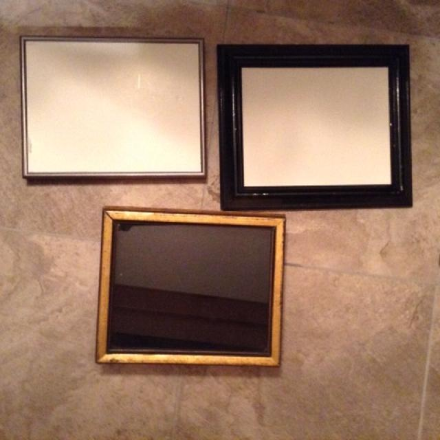 Find More 2 8 X 10 Frames Without Glass And One 8x 10 Shadow