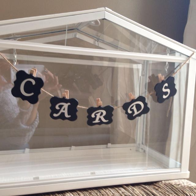Find More Glass Terrarium Card Box Used For Wedding 15 For Sale At