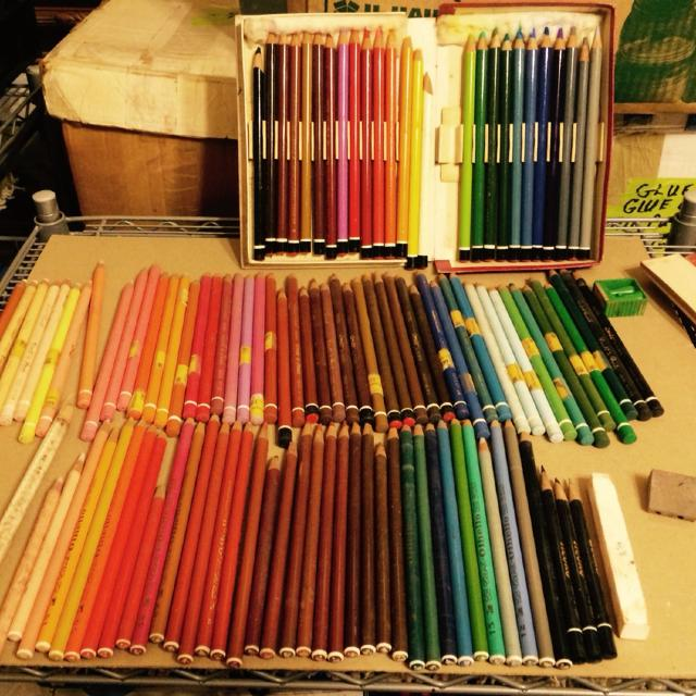best conte pastel pencils box or individual pencils for sale in