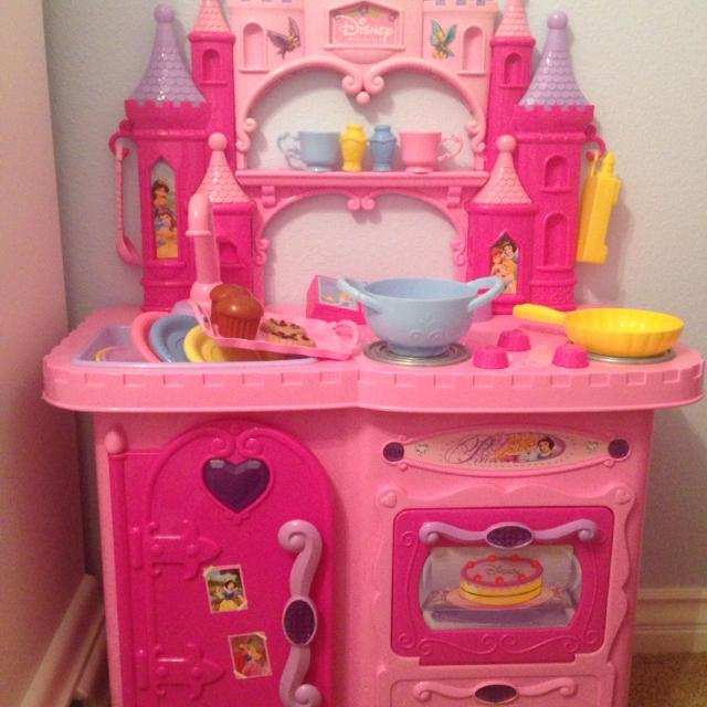 Find more Disney Princess Deluxe Talking Kitchen for sale at up to ...