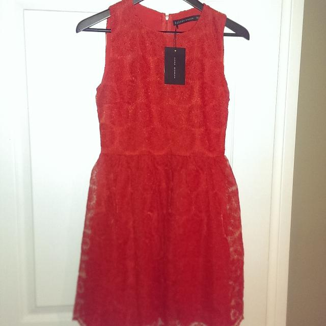 636aa7de57638 Find more Zara Woman Cocktail Dress. New With Tags! - $15 for sale ...