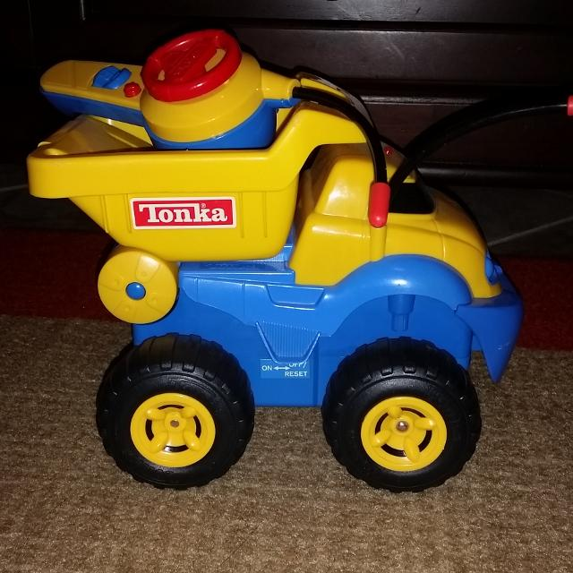 Dump Truck Control : Find more tonka remote control dump truck for sale at up