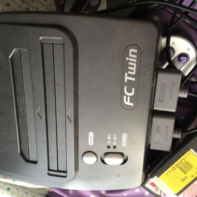 FC Twin gaming system
