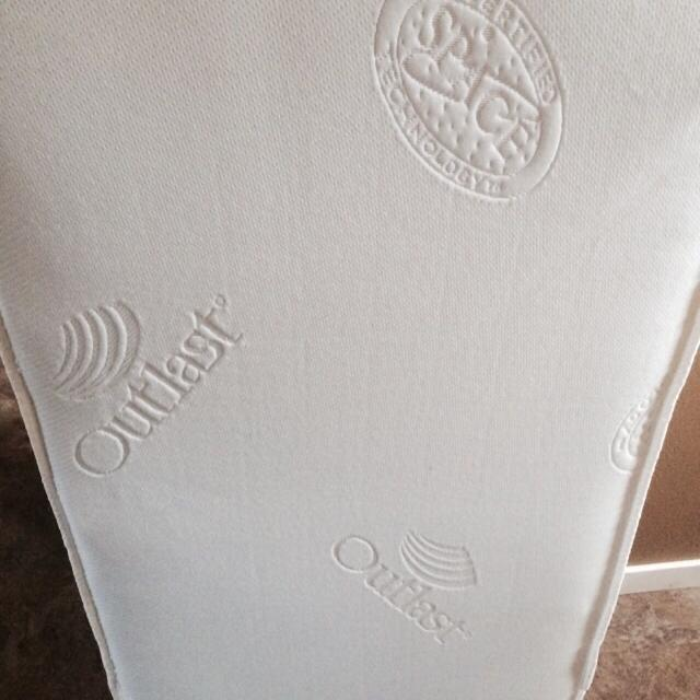 outlast up more simmons foam find for sale i crib mattress at memory