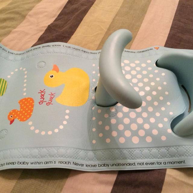 Find more Mothercare Aqua Pod Baby Bath Mat And Seat for sale at ...