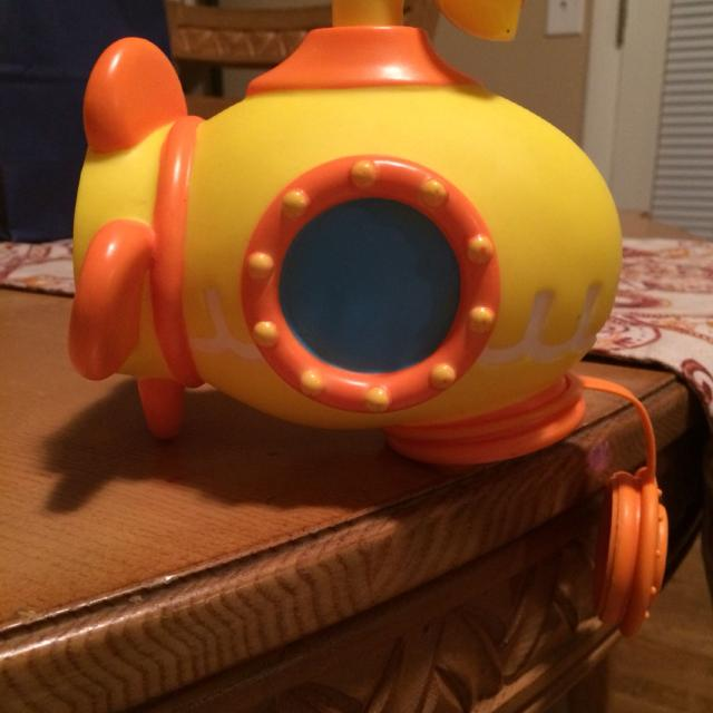 Find more Submarine Bath Faucet Cover -from Toys R Us Euc for sale ...