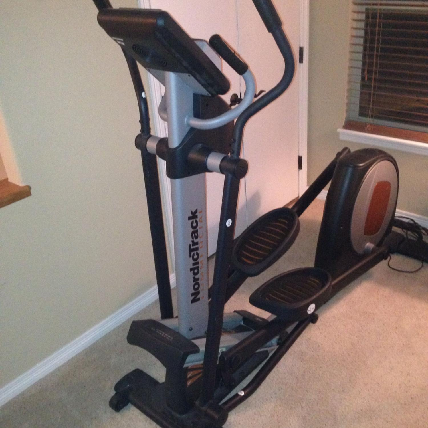 Find More Nordic Track Commercial Xm Elliptical For Sale
