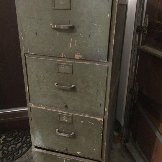 Antique/Vintage wooden US Government File Cabinet. - Find More Antique/vintage Wooden Us Government File Cabinet. For
