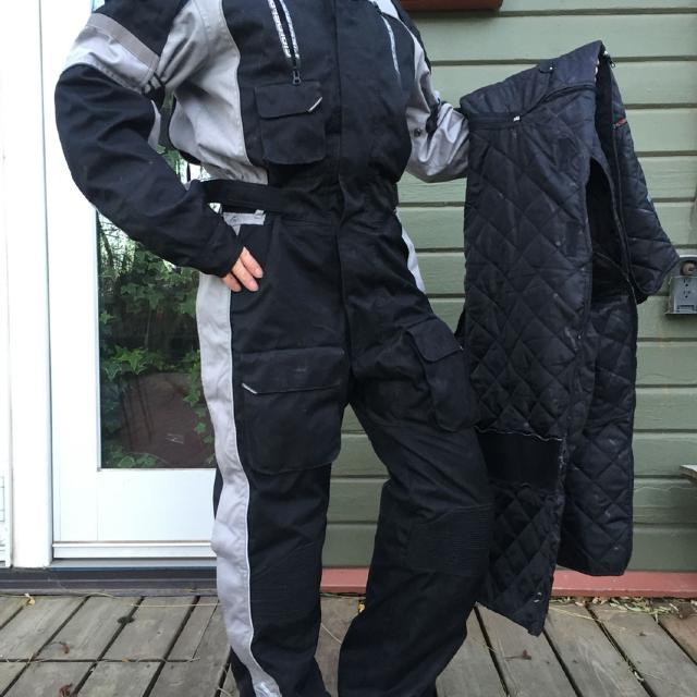 b454a3b42e73 Best Fieldsheer One-piece Motorcycle Suit Men s Small for sale in ...