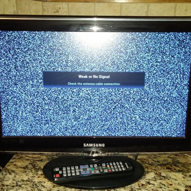 24 inch Samsung tv