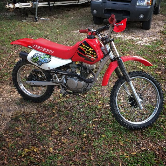 Find More Honda Xr100 4 Stroke Dirt Bike For Sale At Up To 90 Off