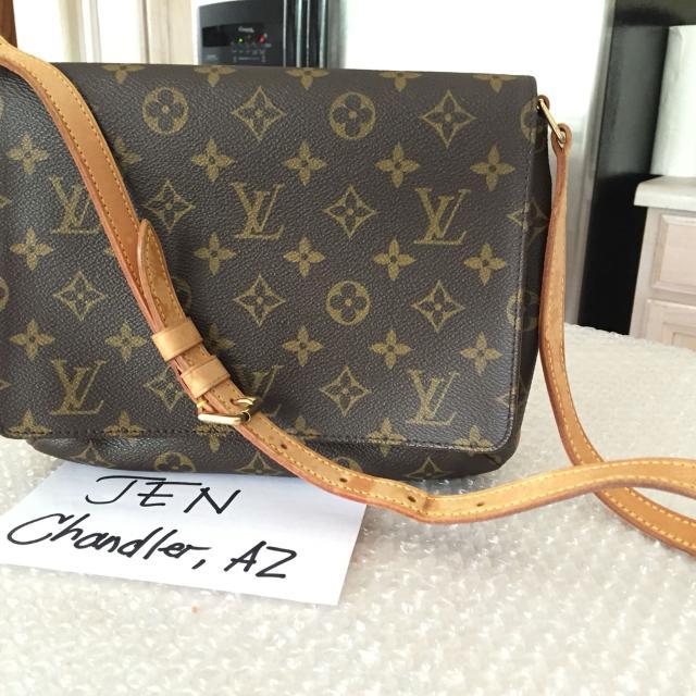 Best Authentic Drouot Louis Vuitton Monogram Shoulder Bag. for sale in  Gilbert 0186e3185142