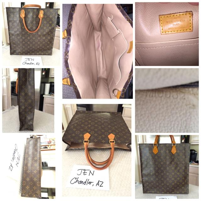 211c57b06cacd Best Authentic Sac Plat Handpurse Louis Vuitton Monogram for sale in  Gilbert