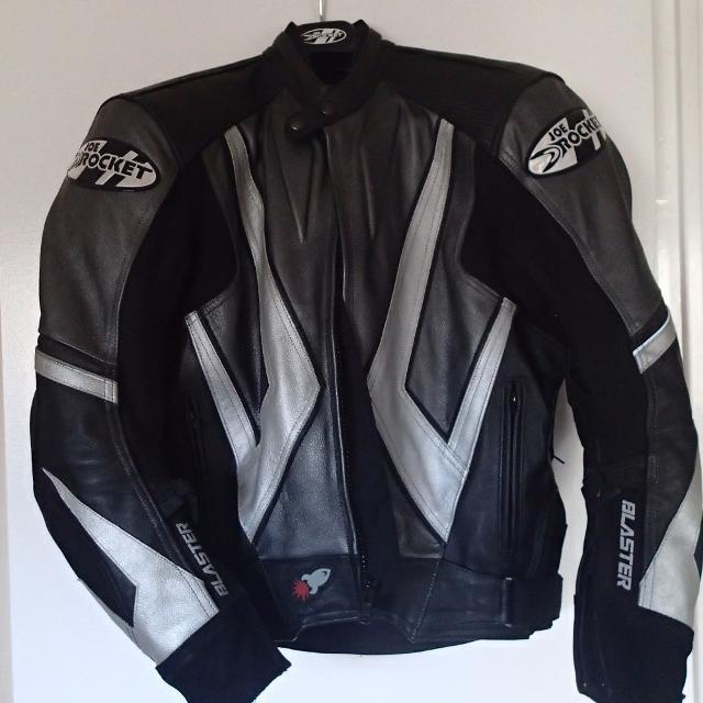 joe rocket blaster jacket review