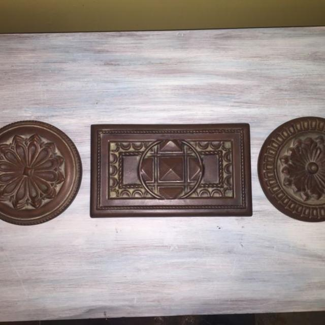 Southern Living At Home Manchester Trivet Trio Set Of 3 Wall Hanging Decor