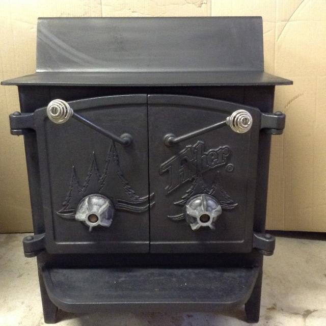 Find More Wood Stove Fisher Grandma Bear For Sale At Up To 90 Off Hanover Mb