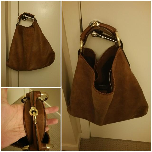 b3c3cedd96192e Find more Authentic Gucci Horsebit Hobo Large for sale at up to 90% off