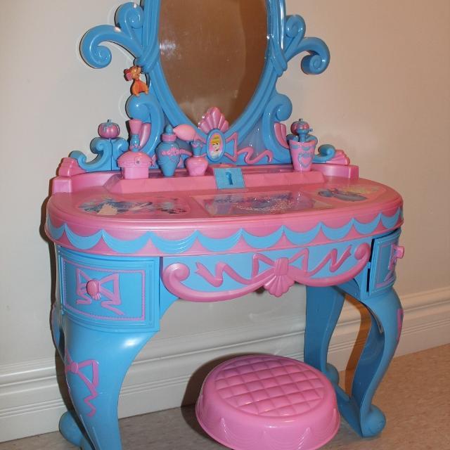 Find more disney princess cinderella talking vanity for sale at up disney princess cinderella talking vanity watchthetrailerfo