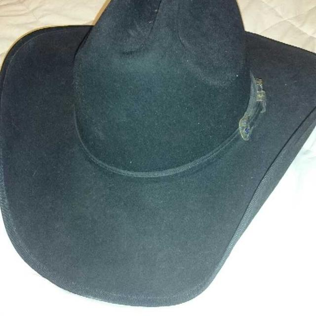 07e1a10ea5e Best Cinch Black Label Felt Hat for sale in Humble