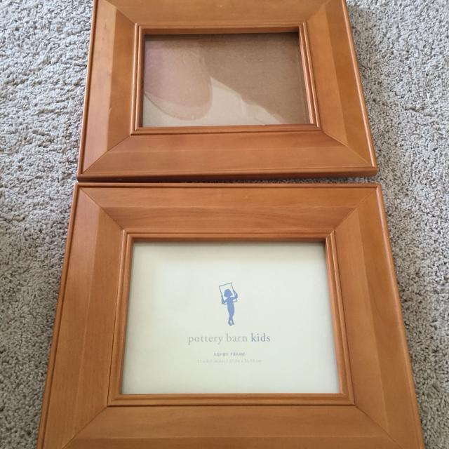 Best Pottery Barn Kids Frame Set Of Two 11x85 For Sale In Mountain