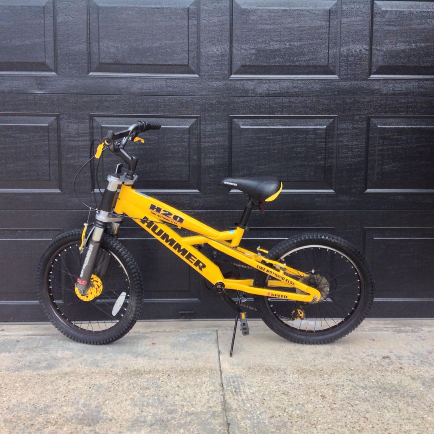 Find More Hummer H20 Mountain Bike For Sale At Up To 90 Off