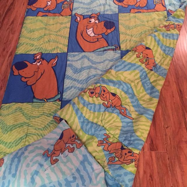 scooby doo bedding for twin bed - Scoobydoo Bedding