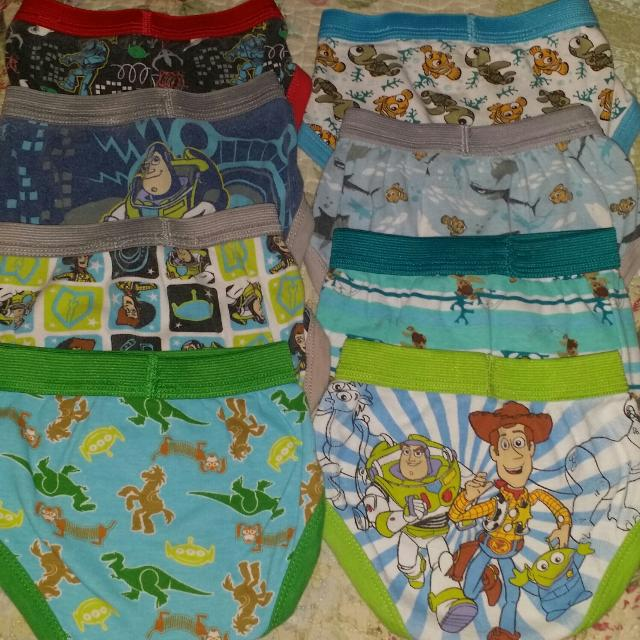 Find More Boys Toy Story Finding Nemo Underwear 2t 3t For Sale