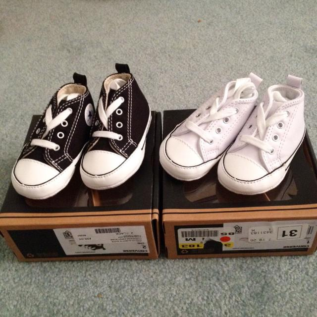 8761367b95d Best Baby Converse Soft Bottomed Shoes