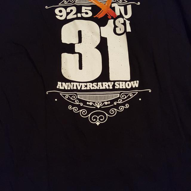 Best Never Worn 2x 925 Xtu 31st Anniversary T Shirt For Sale