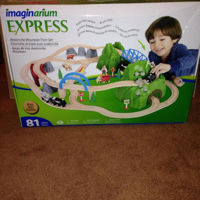 Find More Imaginarium Express Train Set For Sale At Up To 90 Off