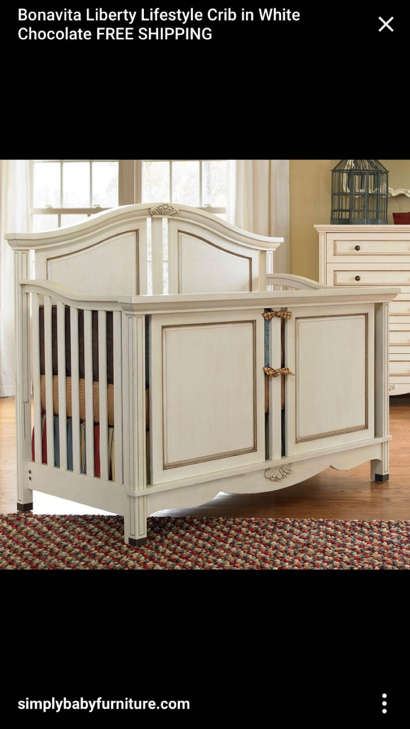 Bonavita crib for sale used - Find More Bonavita Liberty Convertible Crib For Sale At Up To 90 Off Mountain Brook Al