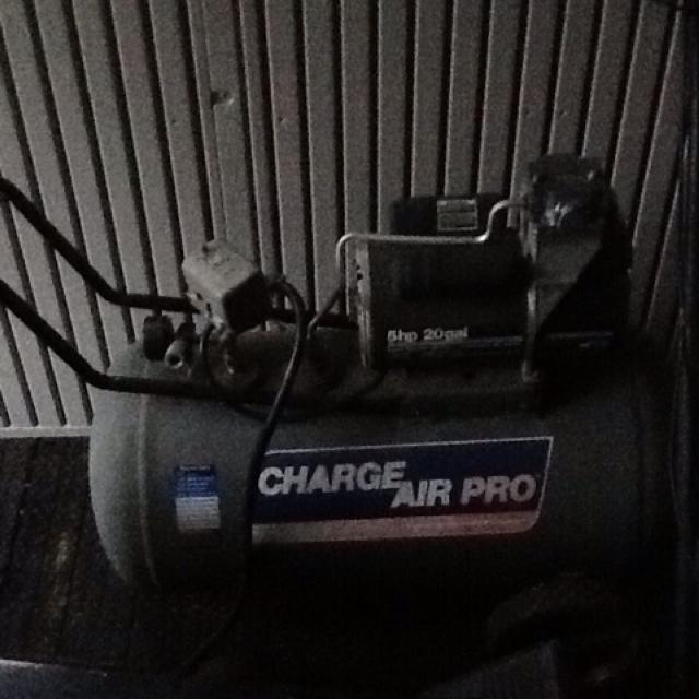 find more charge air pro compressor 5 hp 20 gal 125 psi single